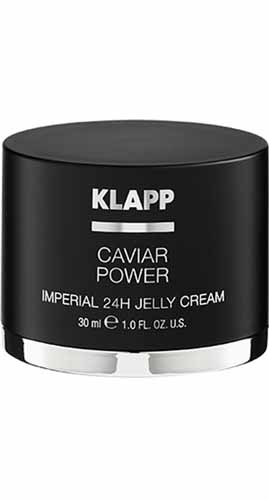 Kрем-желе Империал 24 часа Klapp Caviar Power